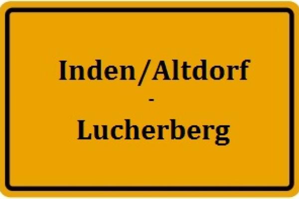 Inden/Altdorf - Lucherberg