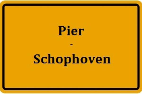 Pier - Schophoven